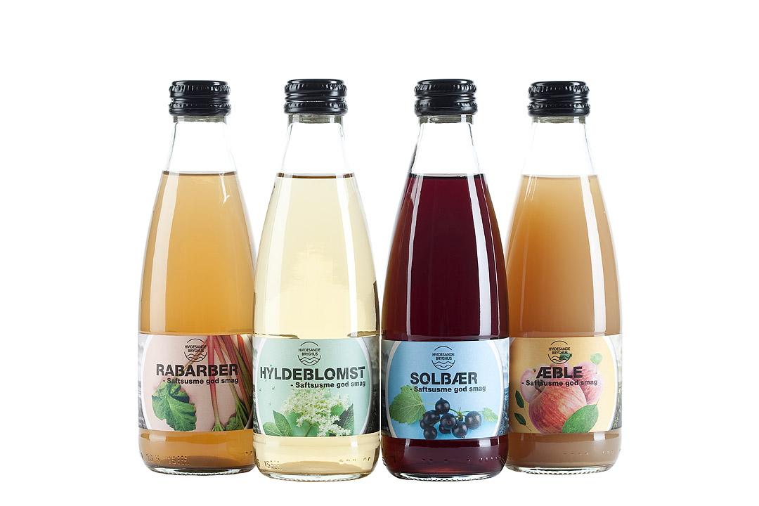 økologisk saft fra hvide sande bryghus, øko saft, økologisk drik uden alkohol